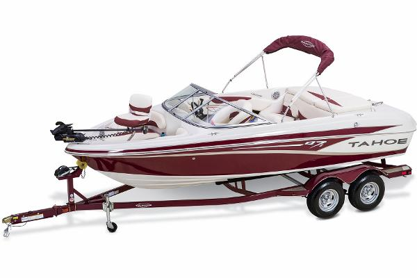 2015 Tahoe boat for sale, model of the boat is Q7i SF & Image # 1 of 3