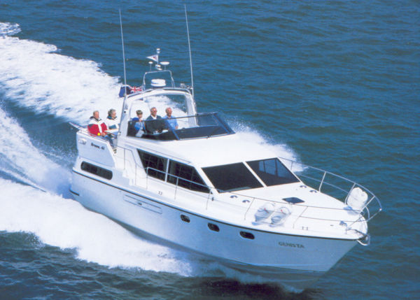 Princess 410. Length: 41ft / 12.5m. Price: £125000 inc Vat