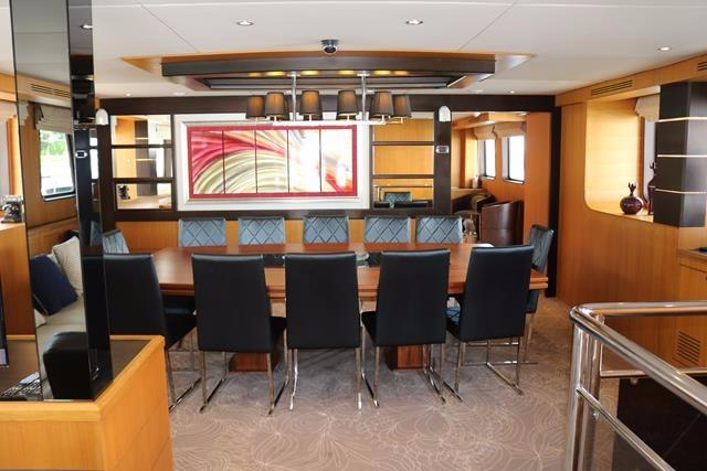 Boardroom, dining table
