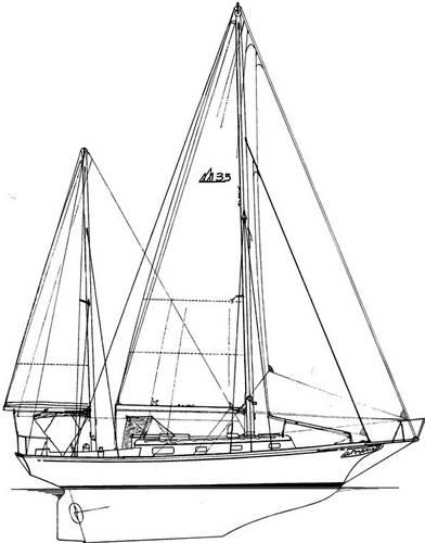 Starboard Side Foredeck