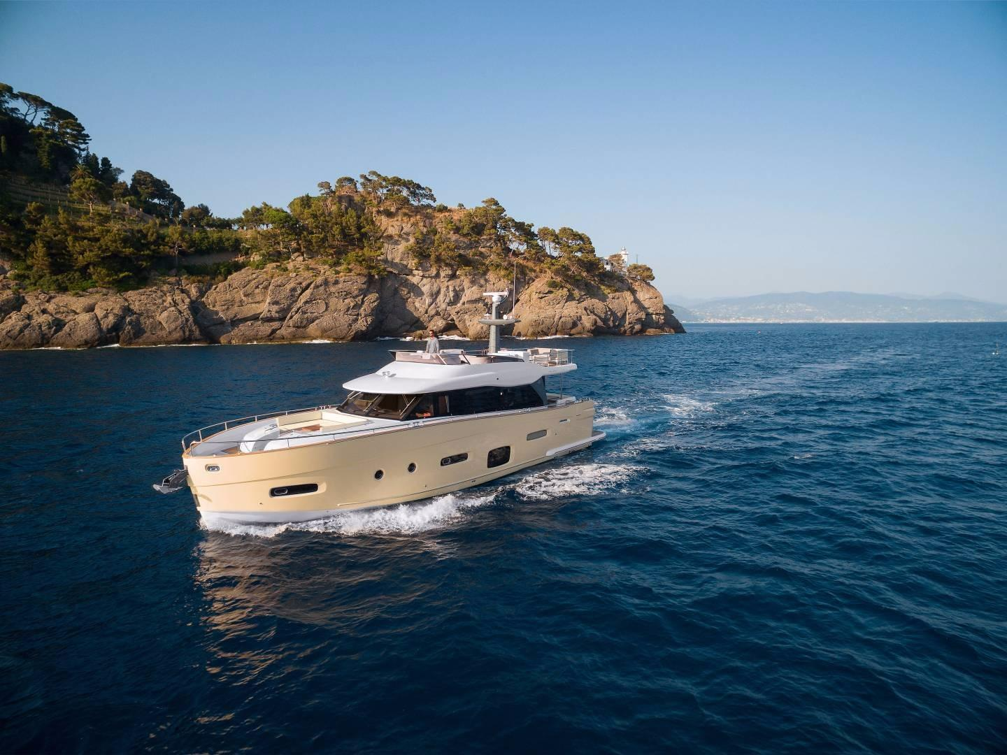 66 ft Azimut 66 Magellano