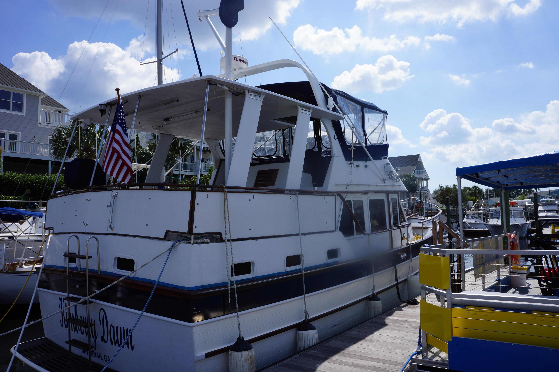 Marine Trader 40 Sundeck - Photo: #4