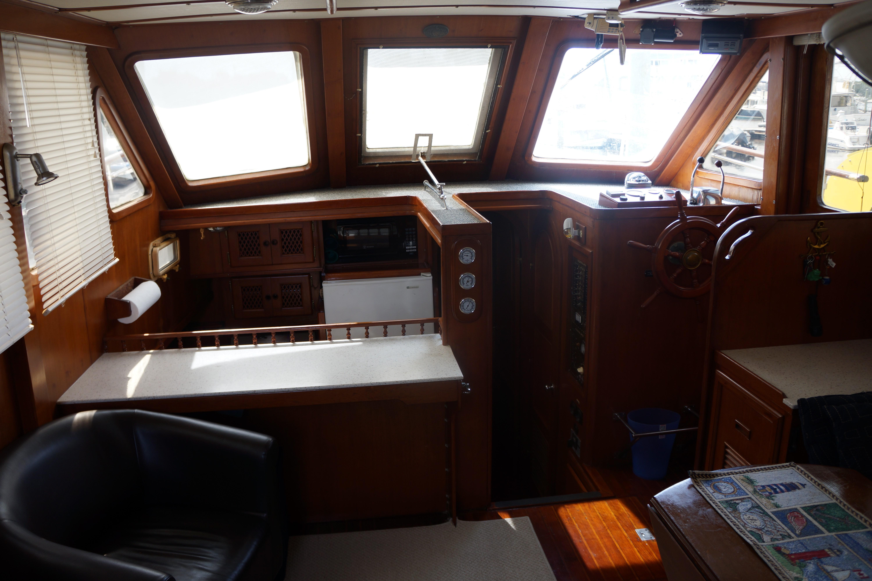 Marine Trader 40 Sundeck - Photo: #60