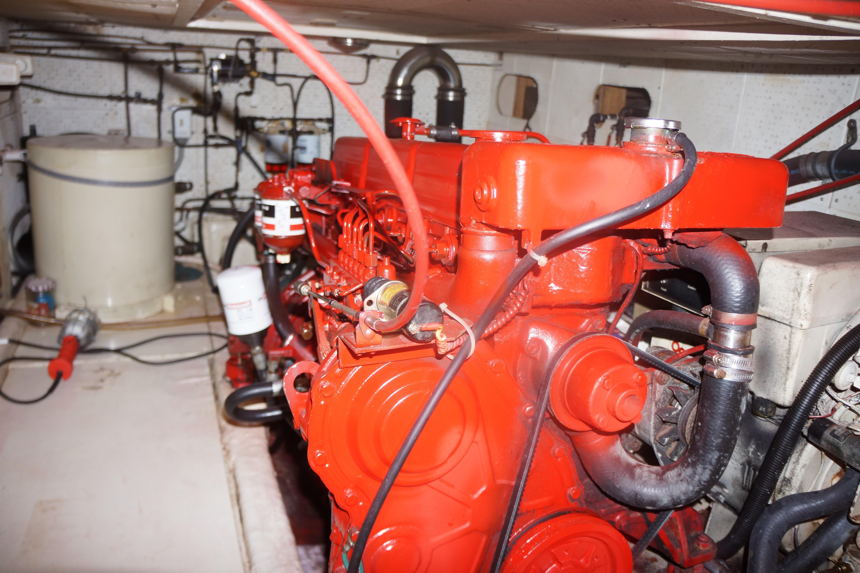 Marine Trader 40 Sundeck - Photo: #61