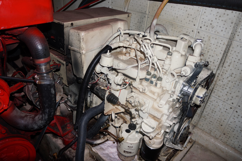 Marine Trader 40 Sundeck - Photo: #66