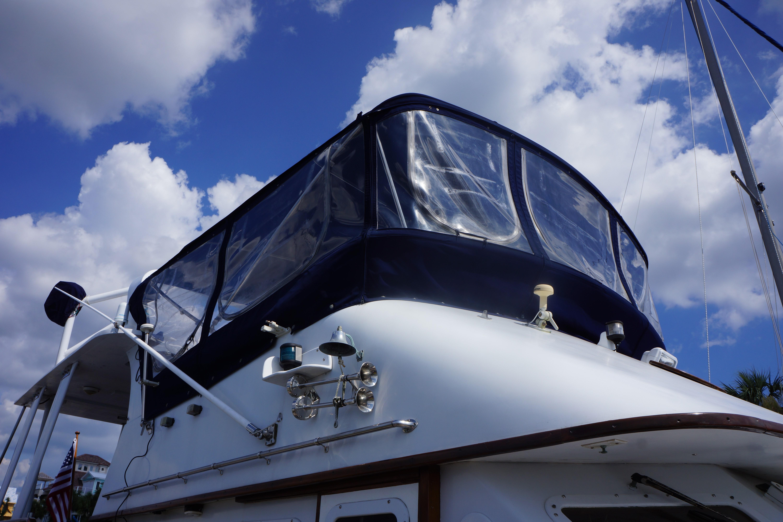 Marine Trader 40 Sundeck - Photo: #12
