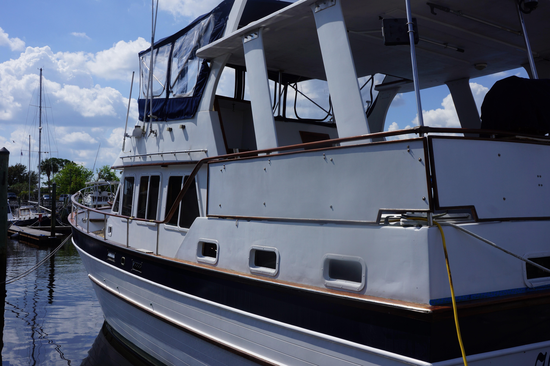 Marine Trader 40 Sundeck - Photo: #8