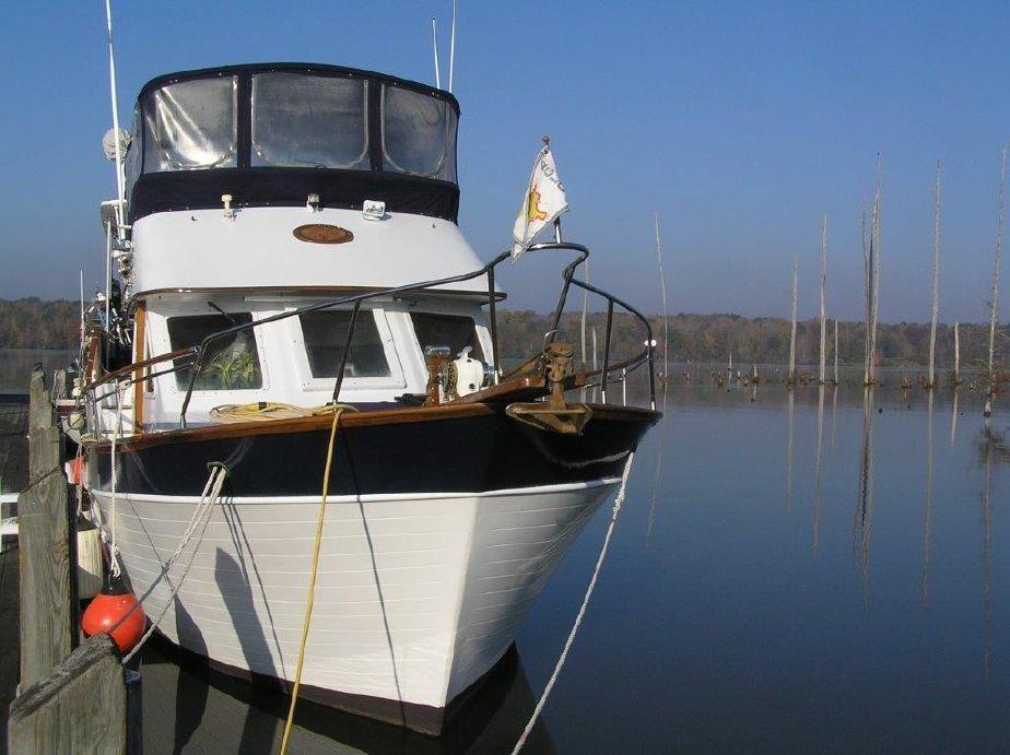 Marine Trader 40 Sundeck - Photo: #2