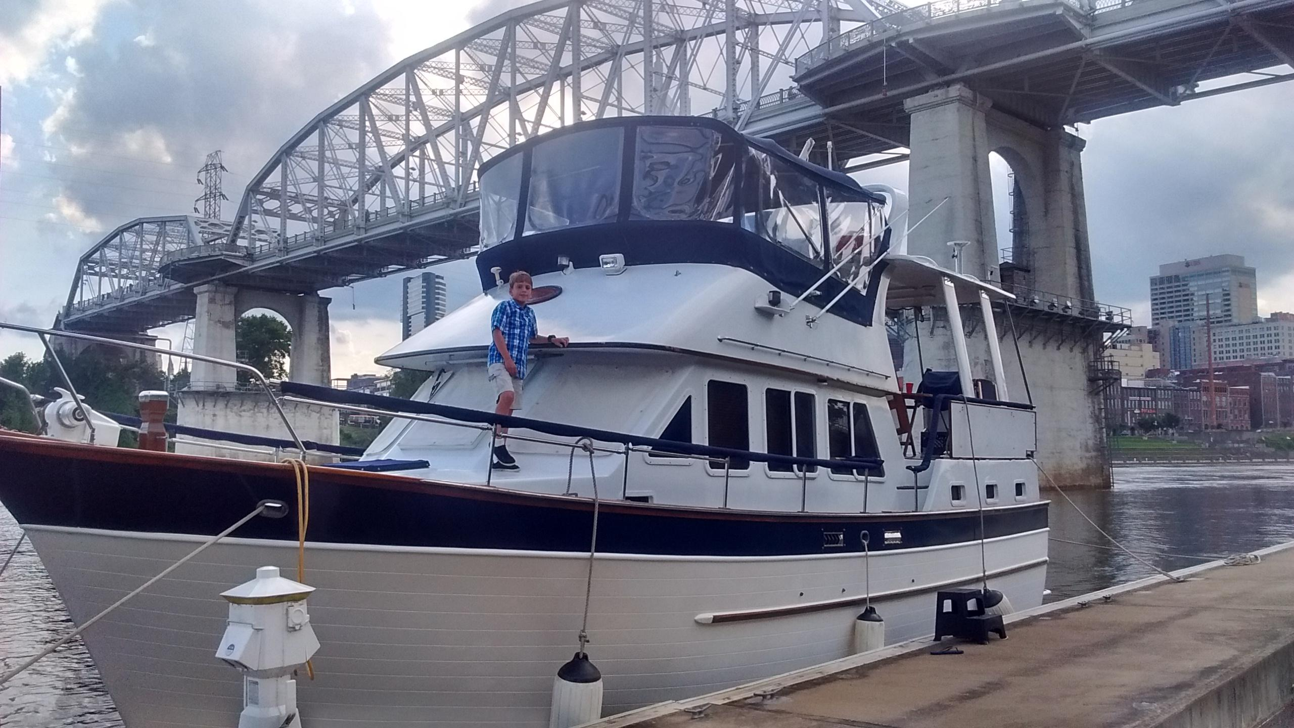 Marine Trader 40 Sundeck - Photo: #3