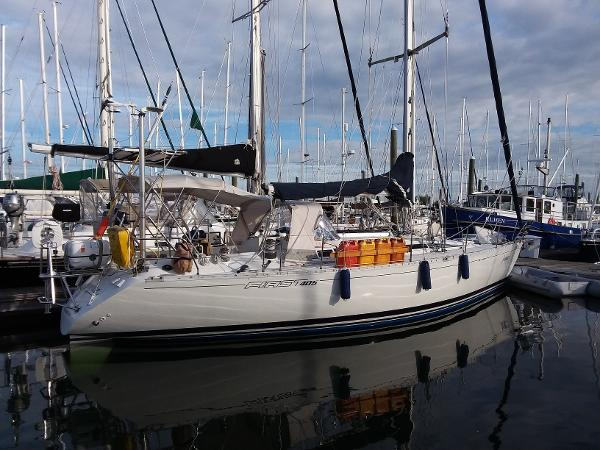 Beneteau First 405 For Sale Brokerage