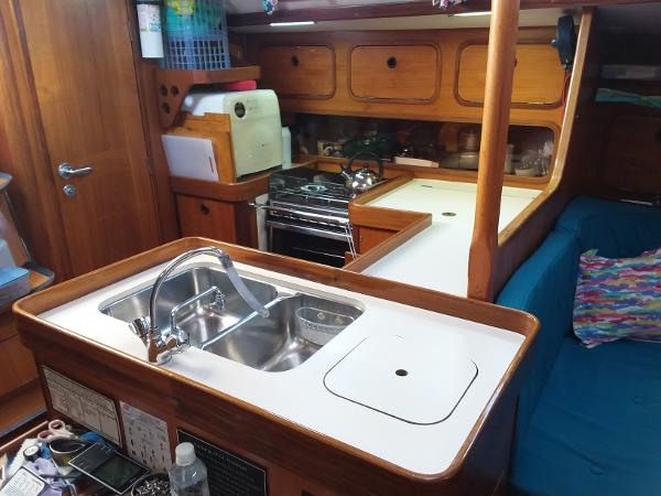 Beneteau First 405 BoatsalesListing Maine