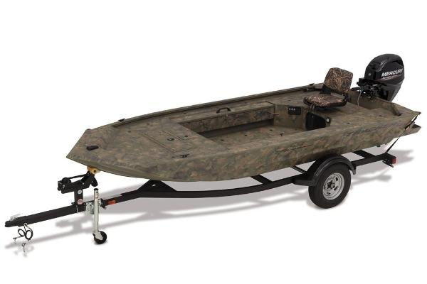 2020 TRACKER BOATS GRIZZLY 1548 T SPORTSMAN for sale