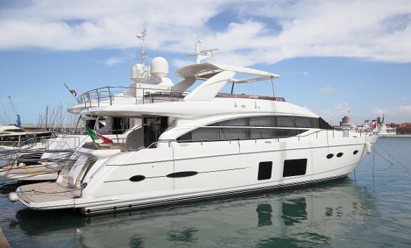 Used Princess 82 Motor Yacht Motor Yacht For Sale