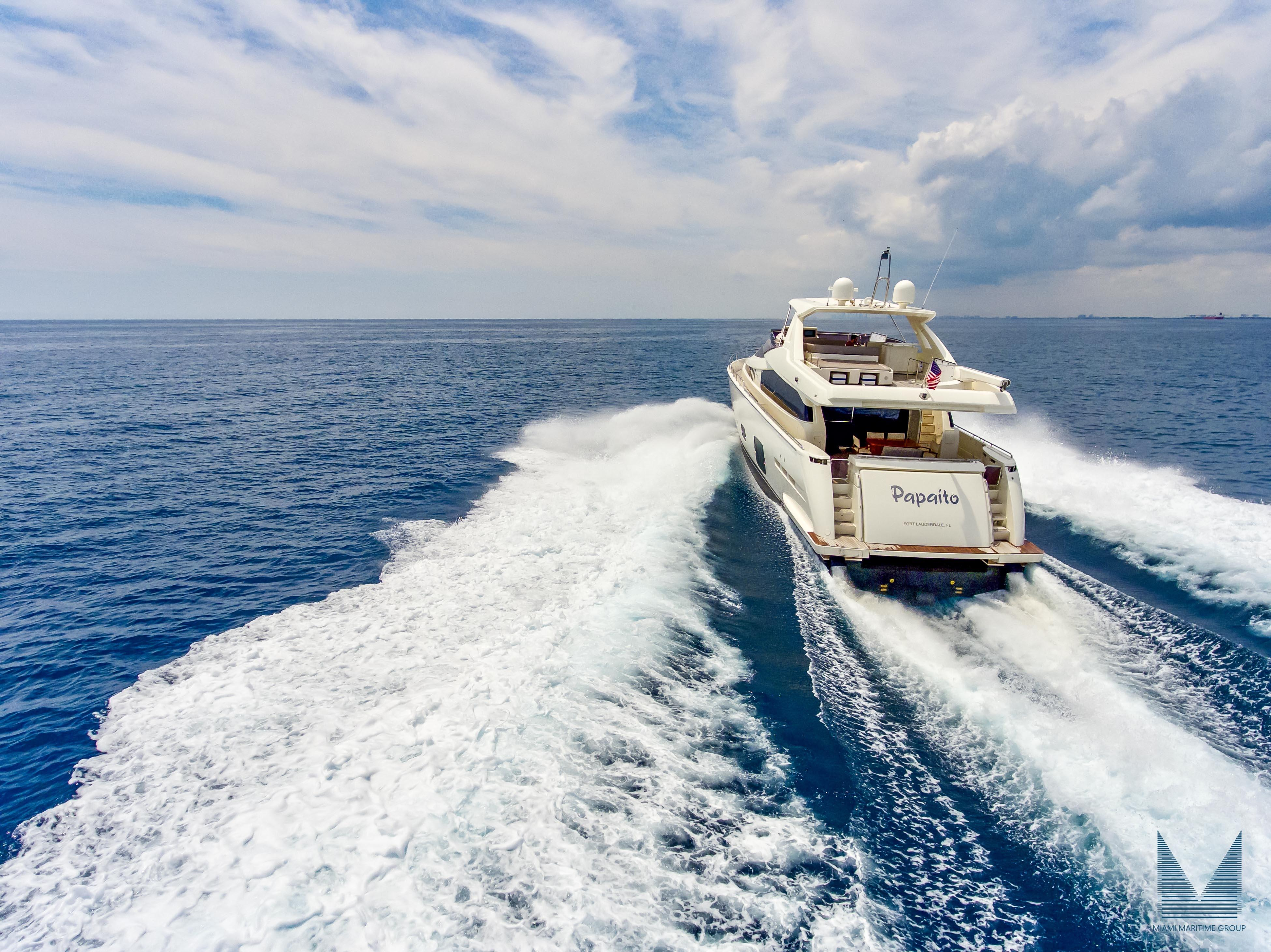 Picture Of:  80' Ferretti Yachts 800 2013Yacht For Sale | 115