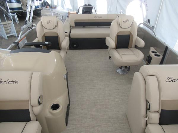 2021 Barletta boat for sale, model of the boat is C22UC & Image # 5 of 25