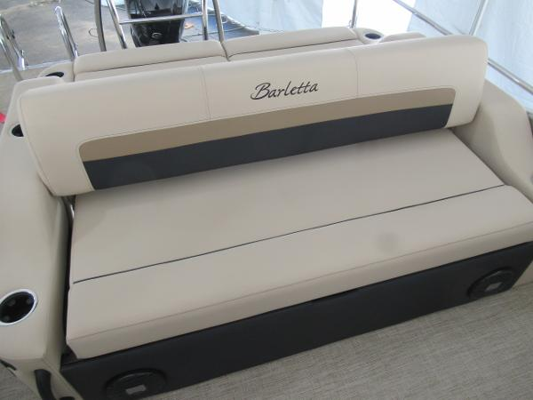2021 Barletta boat for sale, model of the boat is C22UC & Image # 12 of 25