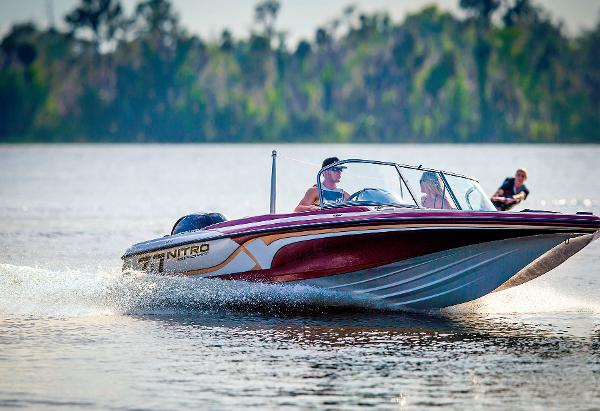 2014 Nitro boat for sale, model of the boat is Z-7 Sport & Image # 4 of 40