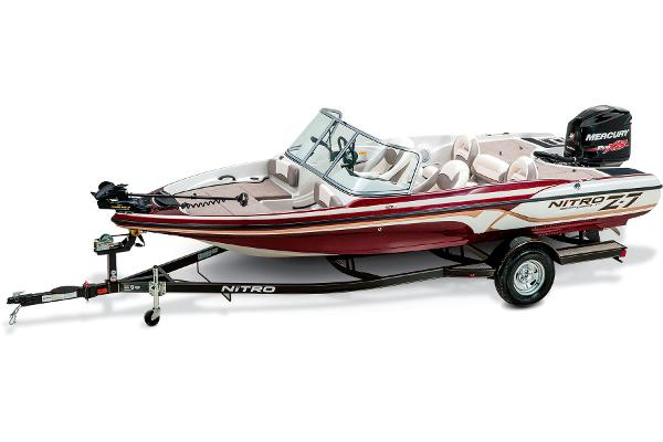 2014 Nitro boat for sale, model of the boat is Z-7 Sport & Image # 5 of 40