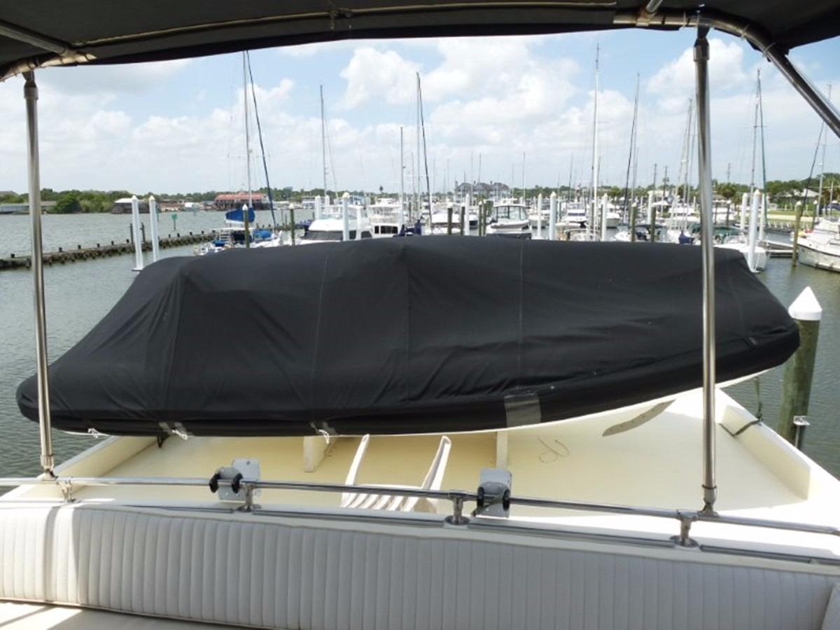 Hatteras 70 Motor Yacht - Tender 2