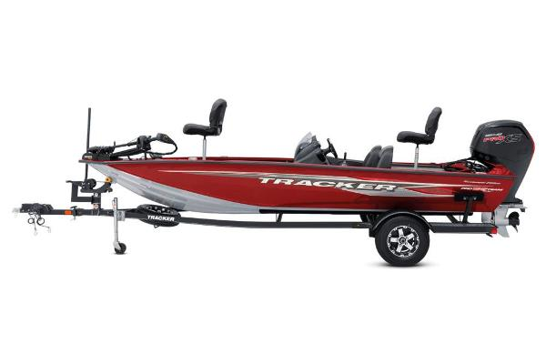 2020 Tracker Boats boat for sale, model of the boat is Pro Team 195 TXW Tournament Edition & Image # 24 of 72