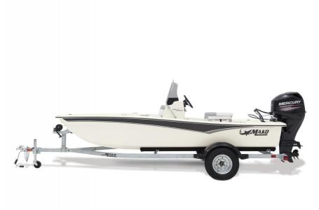 2019 Mako boat for sale, model of the boat is Skiff 15CC w/ Mercury 60ELPT 4S & Image # 74 of 2774