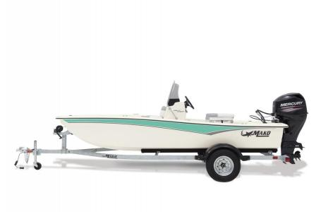 2019 Mako boat for sale, model of the boat is Skiff 15CC w/ Mercury 60ELPT 4S & Image # 1388 of 2774