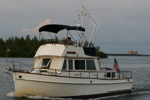 36' Grand Banks 1980 36 Classic