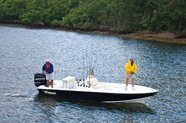 New 2011 Mako 2201 Inshore · 21ft 1in / 6.43 m. Multi Species Fish Boats