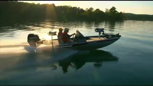 Tracker Pro Angler 16video