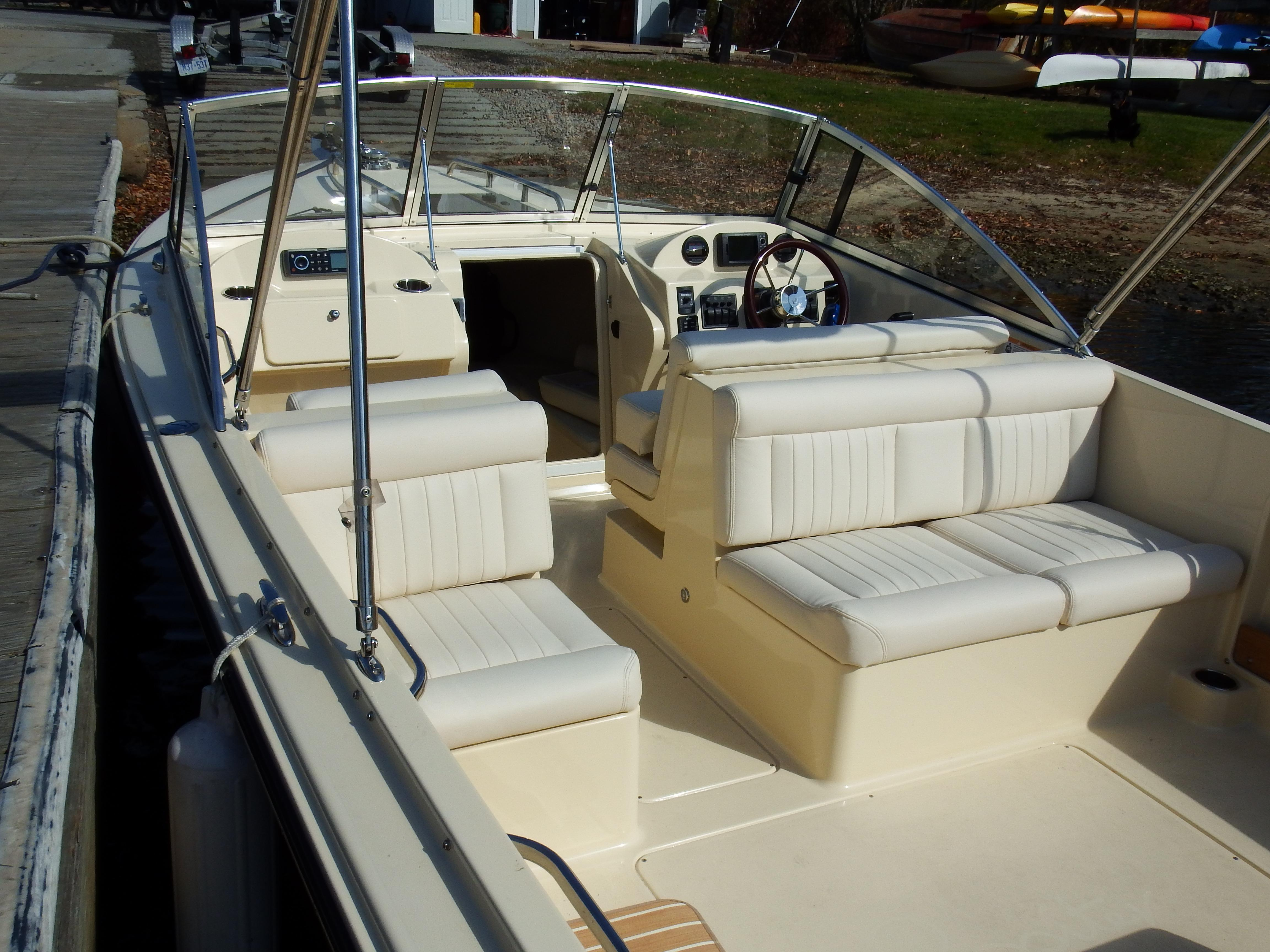 Rossiter 23 Classic Day Boat