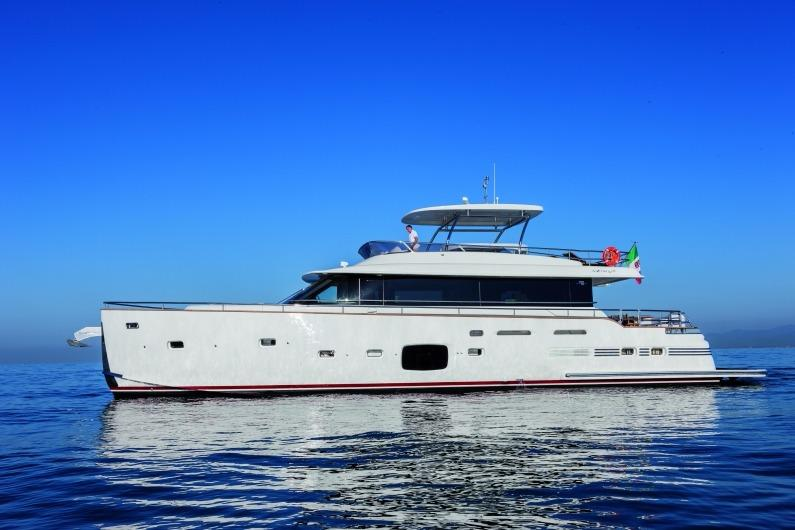 76 ft Azimut 76 Magellano