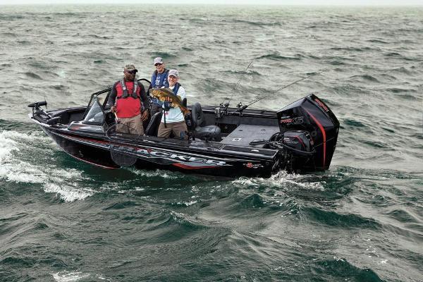 2020 Tracker Boats boat for sale, model of the boat is Targa V-18 WT & Image # 3 of 32