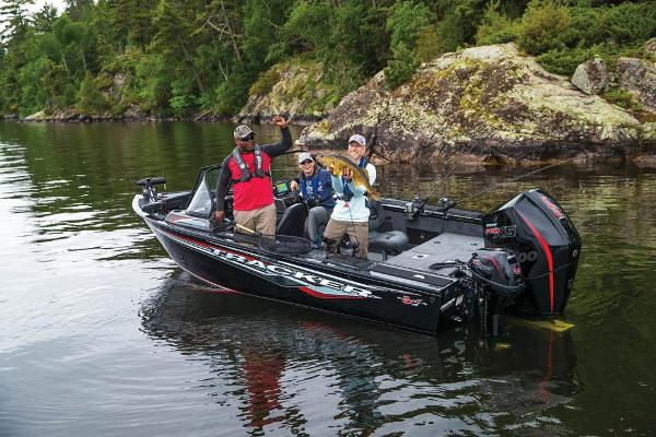2020 Tracker Boats boat for sale, model of the boat is Targa V-18 WT & Image # 4 of 32