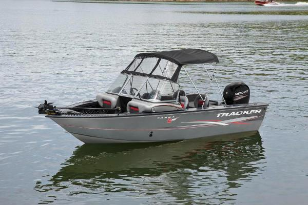 2020 Tracker Boats boat for sale, model of the boat is Targa V-18 WT & Image # 12 of 32