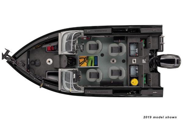2020 Tracker Boats boat for sale, model of the boat is Targa V-18 WT & Image # 29 of 32