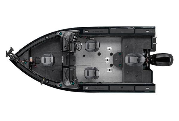 2020 Tracker Boats boat for sale, model of the boat is Targa V-18 WT & Image # 31 of 32