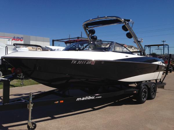 For Sale Used 2012 Malibu Wakesetter 247 Lsv In Houston