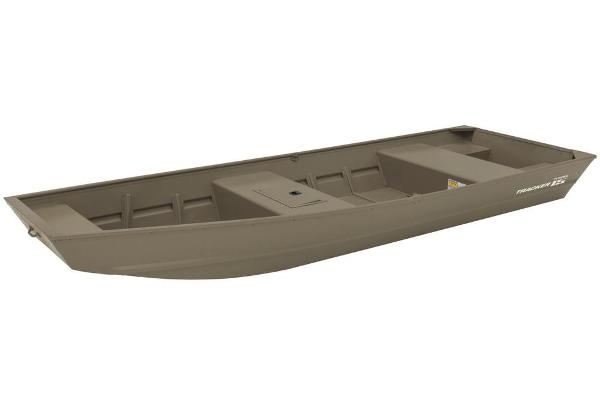 2020 TRACKER BOATS TOPPER 1542 RIVETED JON for sale