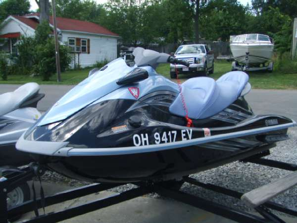 2011 Yamaha Outboards boat for sale, model of the boat is VX Cruiser & Image # 1 of 8