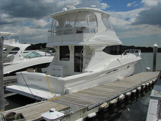 45 Silverton Daddy 39 S Ark 2006 Kings Point Denison Yacht Sales