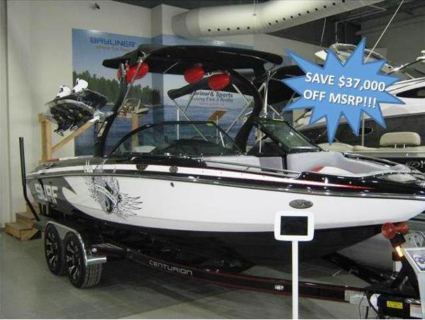 For Sale: 2013 Centurion Sv233 23ft<br/>George's Marine & Power Sports - Ottawa - A Division of Pride Marine