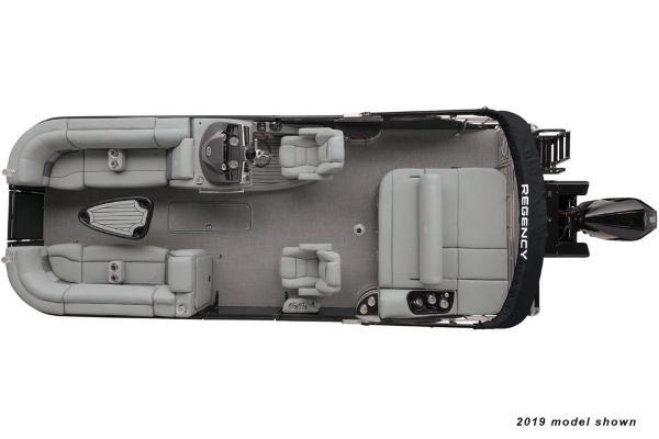 2020 Regency boat for sale, model of the boat is 230 LE3 Sport & Image # 3 of 5