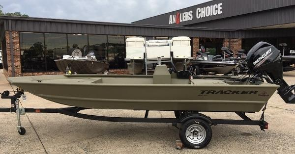 2018 TRACKER BOATS GRIZZLY® 1648 JON for sale