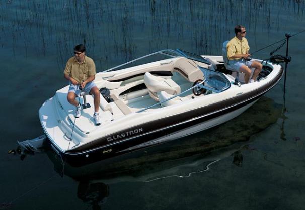 2008 GLASTRON GXL 185 SKI & FISH for sale