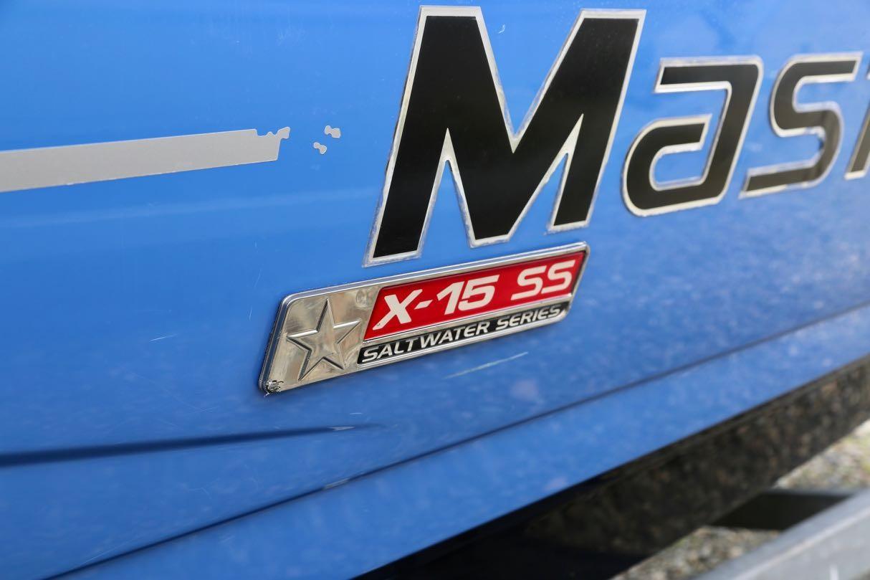 2009 Mastercraft X-15 SS