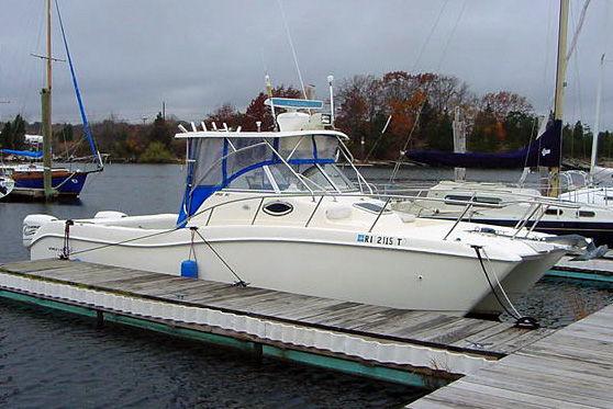 Twin Evinrude Ficht 175 HP
