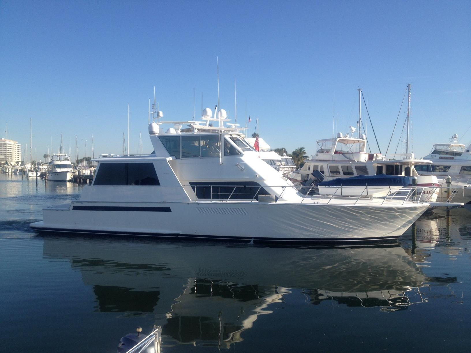 Used viking yachts for sale from 50 to 60 feet for 60 viking motor yacht for sale