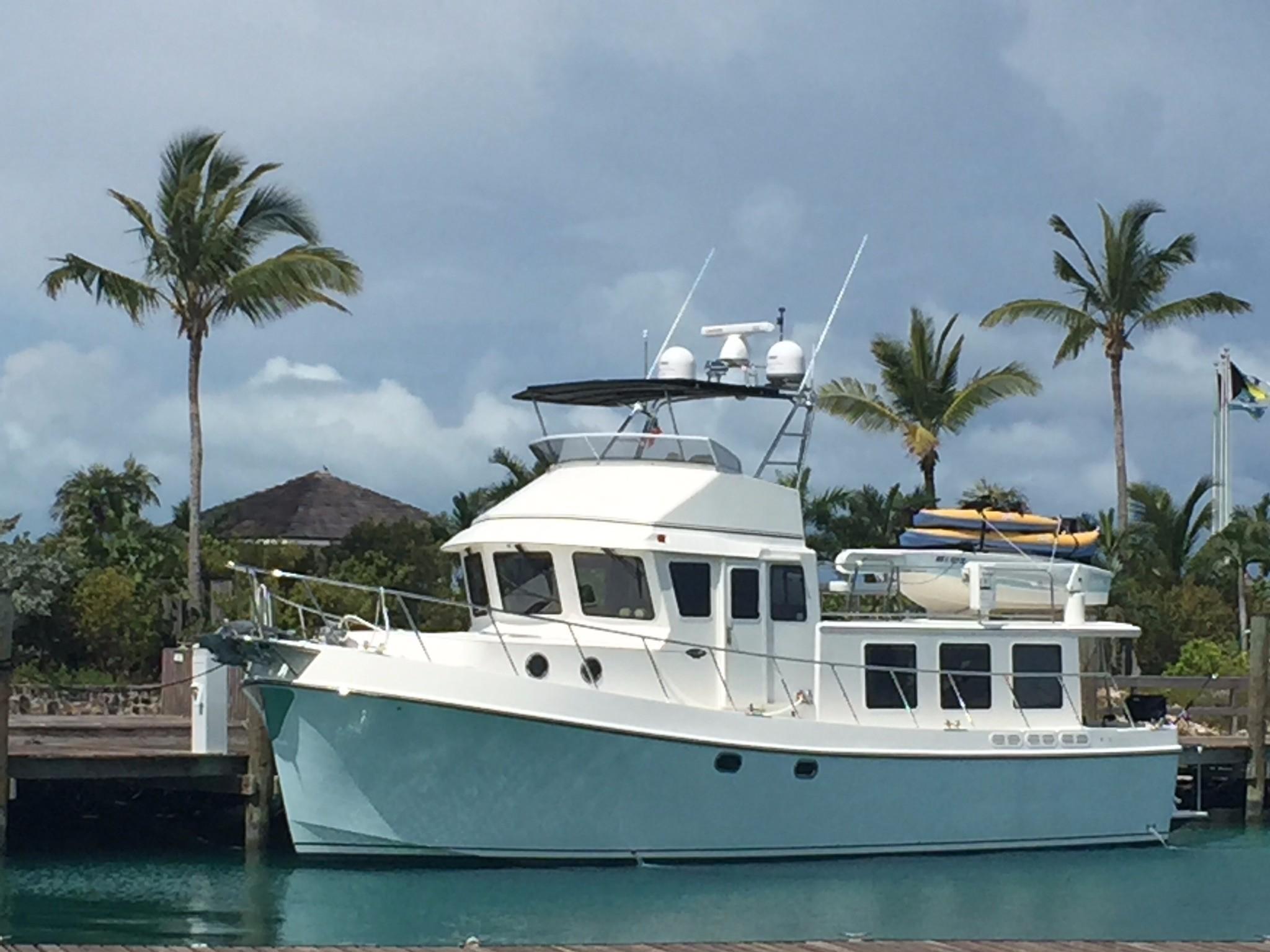 2015 48' American Tug 485