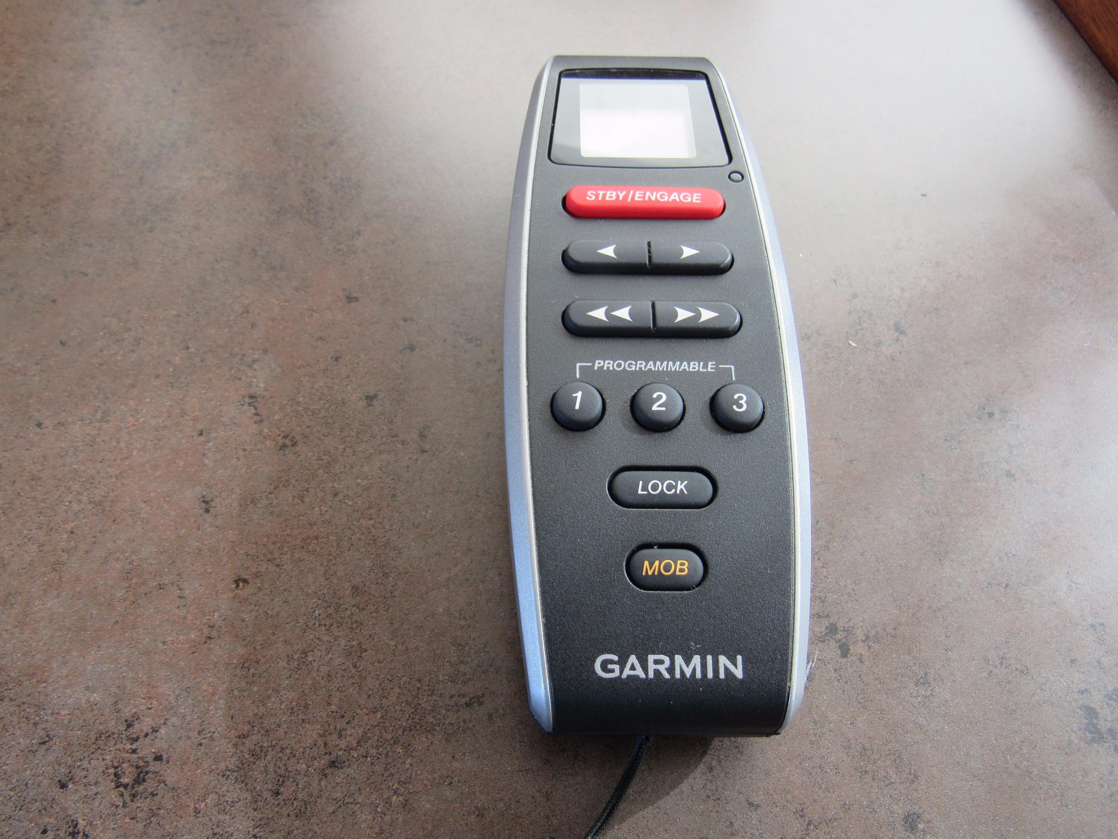 Garmin Autopilot Remote