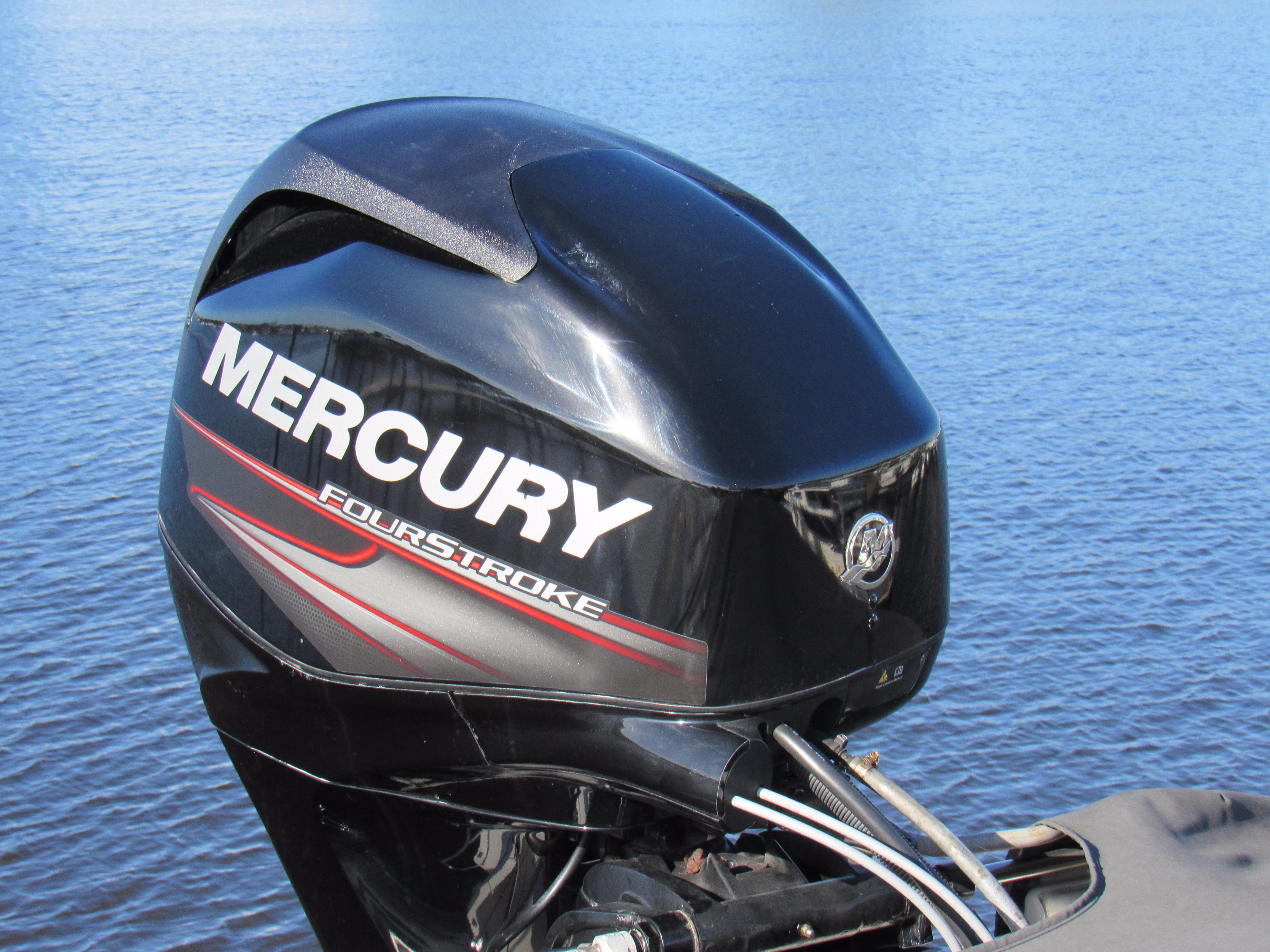 40 hp Mercury